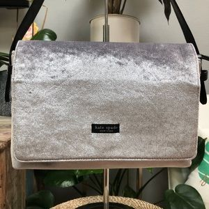 Vintage Kate Spade Velvet Bag